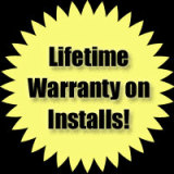 Original Soundz - Lifetime warranty on installations