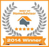 C & E Appliance Service Repair - Best Of HomeAdvisor 2014