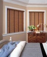 Comfortex Wood Horizontal Blinds