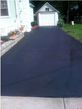 Christopher's Paving - After Paving Repair Driveway