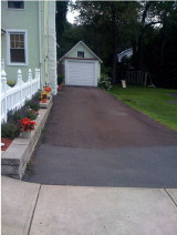 Christopher's Paving - Before Repair