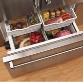 Coach Z's Appliance Repair LLC - open fridge freezer