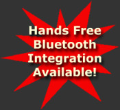 Auto Trim Design of Amarillo Hands Free Bluetooth Integration