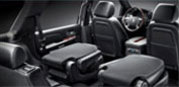 GQ Sedans & Limo Services, LLC - Interior