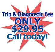 Limited Time Only - $19.95 for Trip & Diagnostic Charge