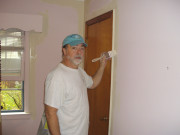 Peter to the rescue- Interior Painting