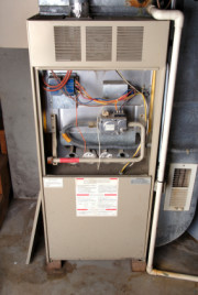 St. Jean Heating and Cooling - furnace installed