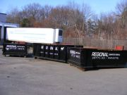 Regional Dumpster Rental- Three Dumpsters