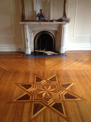 Adirondack Wood Floors - Custom floor design