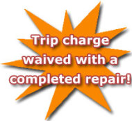 DC Appliance Repairs LLC - Trip charge waived