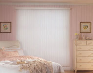 Comfortex Fabric Vertical Blinds