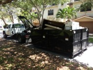 Mark Anthony Hauling - Truck Doing Property Cleanouts
