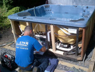 All Star Electrical Services, LLC - Hot tub repair