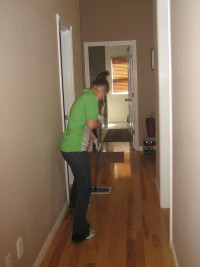MBM Cleaning - cleaning hardwood