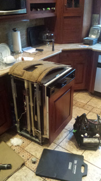 Hudson Appliance Repair & Removal - Dishwasher