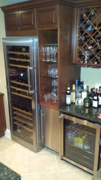 Hudson Appliance Repair & Removal - Wine Refrigerator Repair