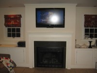 Evolution Electronics - Wall mounted tv