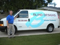 Blind Designs - Company Truck