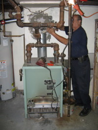 All Clear Plumbing - Water Heater Repair