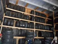 Custom Tires Selection