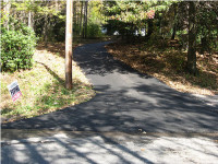 Christopher's Paving - Driveway Paving Job