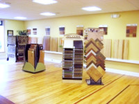 Hansen's Wood Flooring - Our Albany Show Room