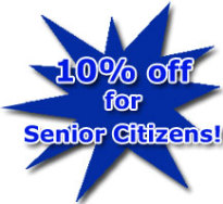 Slades Plumbing & Sewer SVC - 10% off for Senior Citizens!