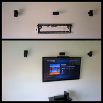 All Star Electrical Services, LLC - TV Installation