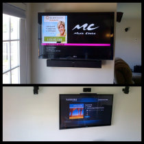 All Star Electrical Services, LLC - TV Installed