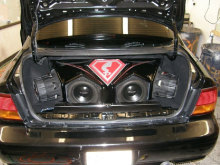 Sound Performance - custom speaker installation