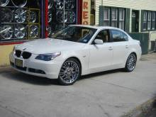 Professional Sound & Security, Inc.- White BMW