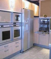 Ralph's Appliance Repair- Oven and Fridge