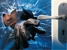 ADP Security Systems - Breaking into home