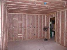 Soundproof Insulation Installation Kansas City
