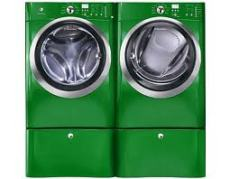 All Jersey Appliance Services - Green Washer and Dryer