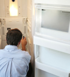 Eleet Appliance Repair - Fixing a Broken Fridge