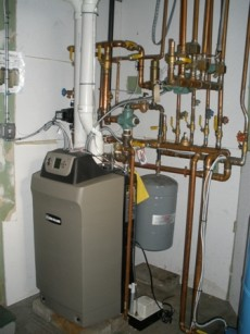 Patriot Plumbing Heating and Air Conditioning, Inc.- Boiler