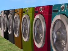 Michael's Appliance Services - LG Color Dryers
