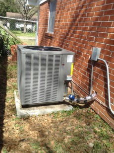 DD Mechanical Services - Fixed AC Unit