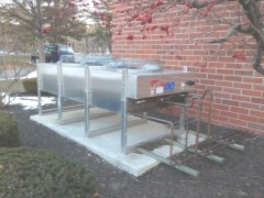 Colonie Mechanical Contractors, Inc. - Commercial Ground Air Conditioning Unit