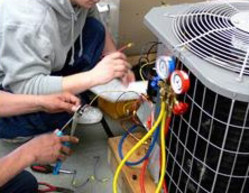 Jimmy Gusky Heating & Air LLC - Hot Air Compressor