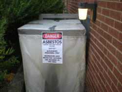 KEM Environmental Solutions- Asbestos Warning