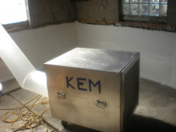 KEM Environmental Solutions- KEM Air Filter Machine