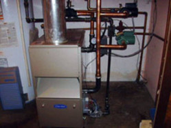 Mike O'Brien Heating Cooling & Plumbing Inc. - System