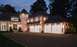 Forgatch Overhead Doors - Residential Home with Four New Garage Doors