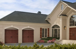 Forgatch Overhead Doors - Two Separate Garage Doors on Home