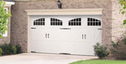 Forgatch Overhead Doors - Double Garage Door On Home