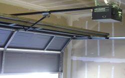 Forgatch Overhead Doors - Garage Door Being Repaired