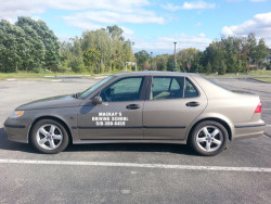 mackay's Driving School - Driver Ed Car