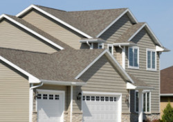 Allen Roofing & Siding Company, Inc. - Shingle Roof With New Gutters